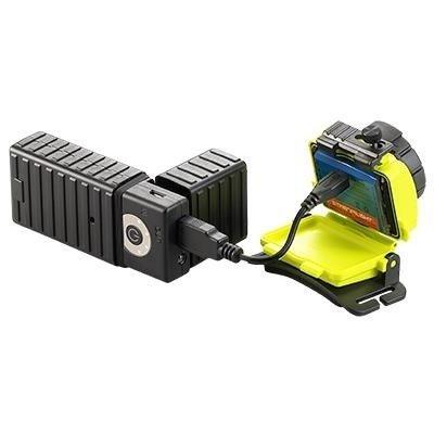 Akumulatorowa latarka czołowa Double Clutch USB (61601)