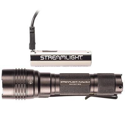 Akumulatorowa latarka na broń Streamlight ProTac HL-X USB, 1000 lm