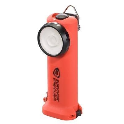 Akumulatorowa latarka strażacka Survivor ATEX, 175 lm