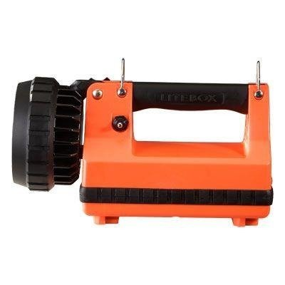 Akumulatorowy szperacz strażacki E-Flood FireBox, 615 lm