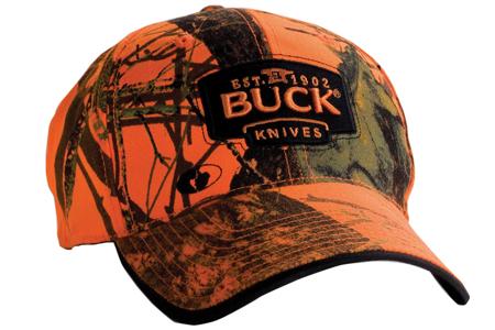 BUCK KNIVES ADULT HAT, czapka z daszkiem ( 6916)