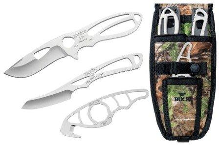 Buck Paklite Field Master 141, zestaw noży myśliwskich (3547)