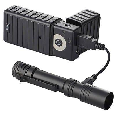 Kompaktowa latarka EDC Streamlight MacroStream USB, 500 lm