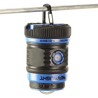 Lampa kempingowa Streamlight Siege AA, kol. blue, 200 lm