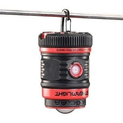 Lampa kempingowa Streamlight Siege AA, kol. red, 200 lm