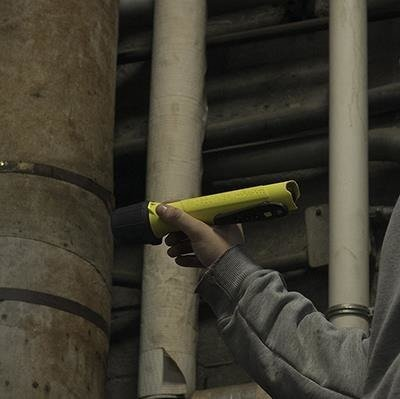 Latarka bateryjna Streamlight ProPolymer 3C HAZ-LO, kol. żółty