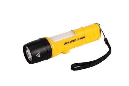 Latarka ręczna Mactronic DURA LIGHT 2.2, 400lm + COB
