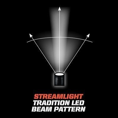 Latarka ręczna Streamlight PolyStinger LED, 12V DC, kol. żółty, 485 lm