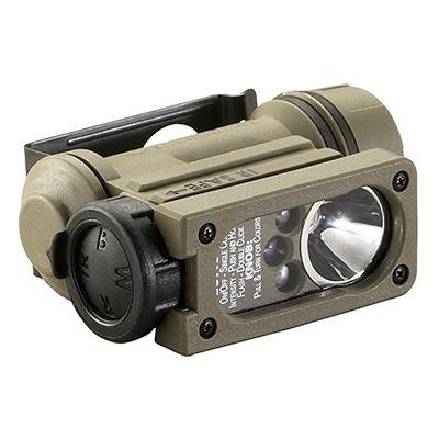 Latarka taktyczna Streamlight Sidewinder Compact II Military, 55 lm
