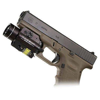 Latarka taktyczna Streamlight TLR-2 G, zielony laser, 300 lm