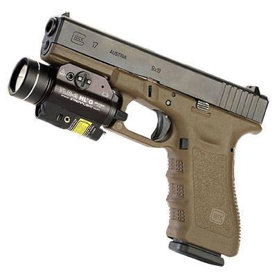 Latarka taktyczna Streamlight TLR-2 HL G, laser, 1000 lm