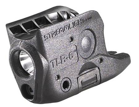 Latarka taktyczna Streamlight TLR-6, GLOCK® 26/27/33