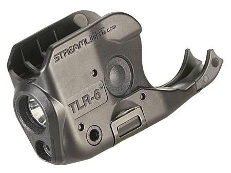 Latarka taktyczna Streamlight TLR-6, SIG SAUER P238/P938