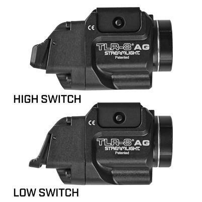 Latarka taktyczna Streamlight TLR-8 A G Flex, 500 lm