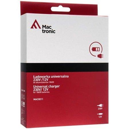 Latarka taktyczna na broń Mactronic DEFENDER 02, 915 lm