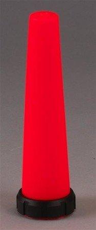 Nakładka sygnalizacyjna czerwona: STRION/LED/PROPOLYMER 2AA/2AA LED