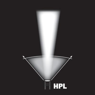 Policyjna latarka patrolowa Streamlight Stinger HPL LED, 12V DC, 800 lm