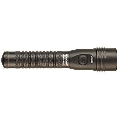 Ręczna latarka akumulatorowa Strion DS HL,  230V AC/12V DC, 700 lm