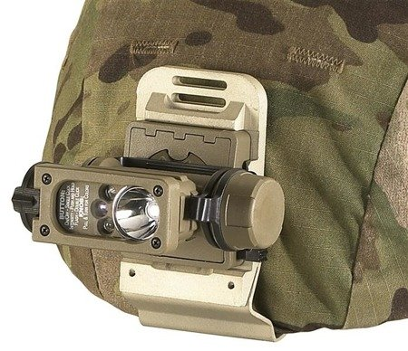 Sidewinder - montaż NVG do latarek, coyote