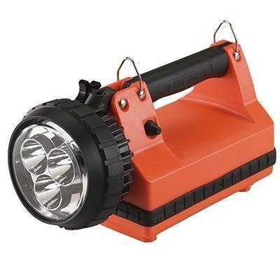 Szperacz ładowalny Streamlight E-Spot LiteBox Set, orange, 540 lm