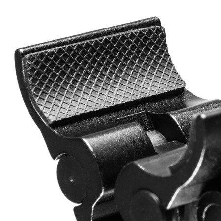 Uchwyt: Mactronic, Uniwersalny uchwyt do latarki na szynę Picatinny
